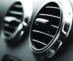 Automotive Air Conditioning Vent